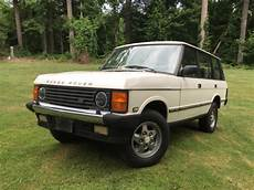 how to work on cars 1994 land rover range rover electronic toll collection 1994 land rover range rover classic county lwb no reserve for sale photos technical