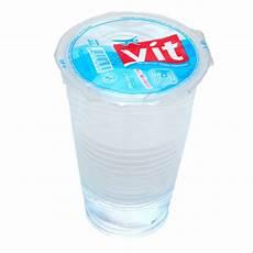 Jual Vit Air Mineral Cup Gelas Air Minum Kemasan Makanan