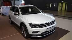 Volkswagen Tiguan Allspace Highline - 2018 volkswagen tiguan allspace highline 4motion
