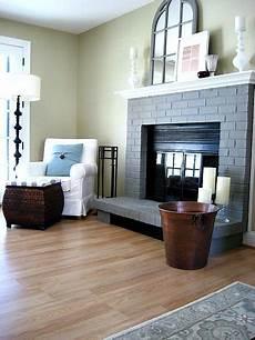 a living room ideas home decor brick fireplace
