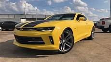 2018 Chevrolet Camaro Rs 3 6l V6 Review