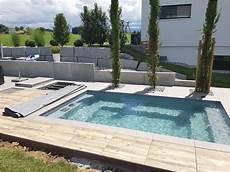 Mini Pool Im Garten Haus Design Ideen