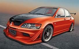 AUTO CARS Mitsubishi