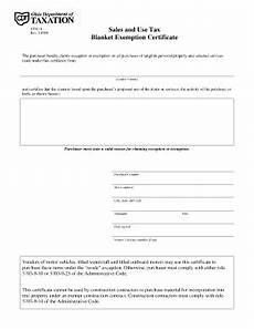 13 best photos of church tax exempt blank form nj sales tax exempt form ohio sales tax