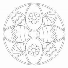 Ausmalbilder Ostern Grundschule Osterei Mandala 3 Pasqua Uova Di Pasqua Idee Pasquali