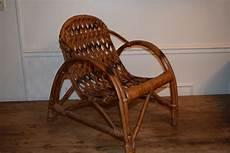 Chaise En Rotin D Enfant Luckyfind