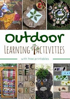 nature worksheets for nursery 15117 outdoor learning activities with free printables montessori nature