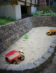 sandkasten selber bauen tipps 20 tolle modelle als ideen
