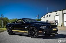 Ford Mustang Shelby Gt500 Snake Convertible 2011