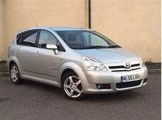 2006 Toyota Corolla Verso Tr 2 2 D 4d Silver 7 Seater Mpv