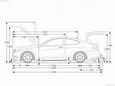 dimension classe c mercedes c class coupe 2012 picture 240 1600x1200