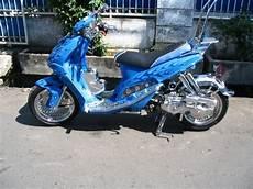 Jok Motor Modifikasi by Modifikasi Jok Motor Jok Mio Chopper Low Rider