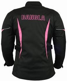 motorradjacke damen textil schwarz pink s m l xl