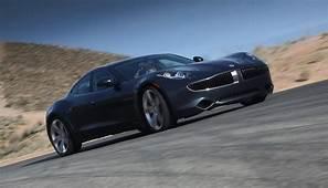 Electric Sports Car Fisker  Cars