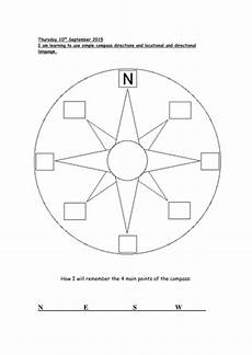 compass directions ks2 worksheets 11720 compass and map reading lower ks2 geography by izzynicole teaching resources tes