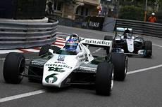 Formel 1 Zeitreise F 252 R Vater Und Sohn Rosberg Demo In