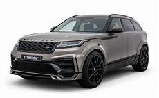 2018 Geneva Range Rover Velar By Startech Daily Tuning