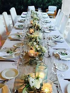 Tolle Tischdekoration F 252 R Die Lange Tafel Hochzeit Deko