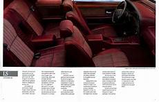 free car manuals to download 1992 mercury cougar navigation system the old car manual project brochure collection