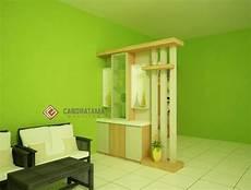 Penyekat Ruangan Simple Elegan Interior Trenggalek