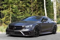 Official 1000hp Mansory Mercedes S63 Amg Coupe Black