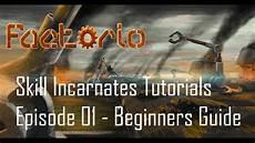 factorio evolution time factor factorio tutorials episode 01 beginners guide youtube