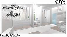 Aesthetic Master Bedroom Ideas Bloxburg by 12k Walk In Closet Bloxburg