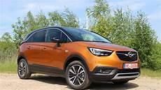Der Neue Opel Crossland X Test Vorstellung Thiede