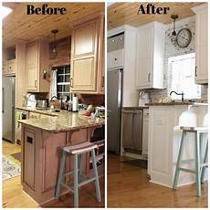 Remodeled Small Kitchens Before And After