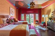 Bedroom Ideas Neon by Retro Inspired Kid Bedroom Ideas Hgtv S Decorating