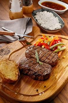 Gambar Makanan Steak Daging Gambar Barumu