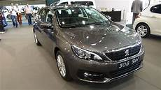 308 sw active business 2018 peugeot 308 sw active business exterior and