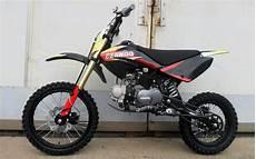 cenkoo 125 125cc 17 14 quot cross dirt bike pit bike schwarz