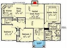 split foyer house plans 3 bed split foyer house plan 710376btz architectural
