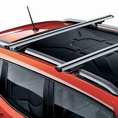 barre de toit jeep renegade barre trasversali originali jeep renegade