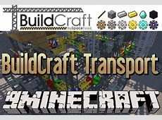 BuildCraft Transport Module 1.12.2/1.11.2 Download