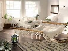 amaca da casa 22 ways to relax at home indoor hammock bed