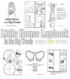 little house on the prairie lesson plans free little house in the big woods lapbook ultimate