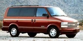 1999 Chevrolet Astro Passenger Van Prices Values &