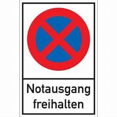 Schild Halten Und Parken Verboten Freihalten Aluminium