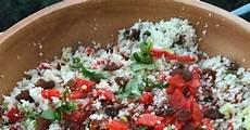 salade de choux fleur cru mes petites cr 233 ations culinaires salade de chou fleur cru