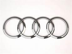 Audi Logo 3d Model Max Obj Fbx Ma Mb Lxo Cgtrader