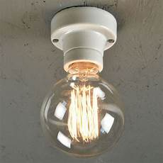 image of ceramic ceiling wall light straight 113b industrial wall lights industrial