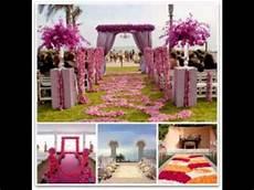 easy diy wedding aisle decorations youtube