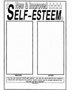 self esteem worksheets confidence is power
