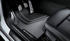 Bmw M Performance Genuine Front Floor Mats Set F20 F21 1