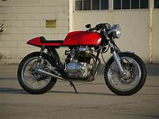 Honda Cafe Racer Second