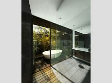 25 Tropical Nature Bathrooms To Get Inspired   Home Design