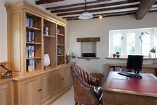 bespoke home office furniture welburn traditional home office furniture from treske
