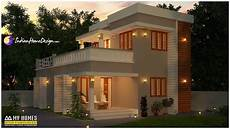 kerala home design house plans indian budget models 1400 sqft attractive 3 bhk budget home design kerala